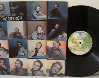 Van Morrison Record Etsy