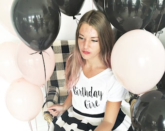 Birthday Girl Shirt Adult {*please read description before ordering}