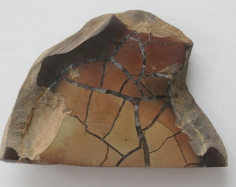 Septarian Nodule, Lightning Stone, Michigan Lightning Stone