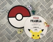 Pokemon Invite set - Exclusive to Aimee W.
