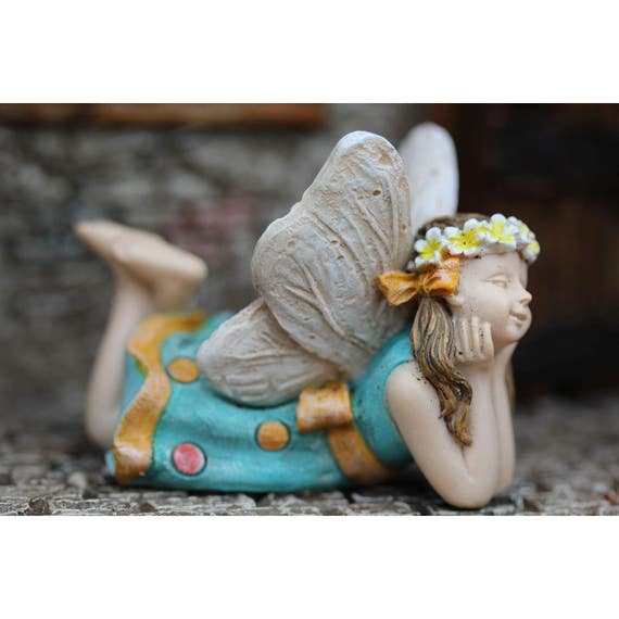 "Fairy Sierra (2"") for the Fairy Garden"