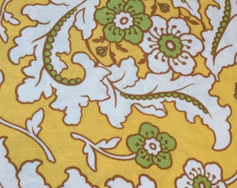 Freshcut ~ Heather Bailey for Free Spirit ~ 100% Cotton BTY ~ Finery PWHB026 ~ GOLD