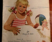 Vintage Magazine July 1948 Good Housekeeping Magazine Forties Fashions Housewife Recipes Illustrations Fiction Advertising
