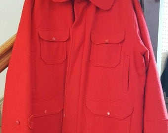 Vintage Woolrich Coat an Pants Set