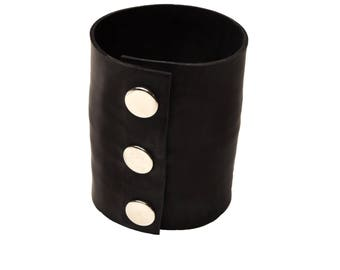 Latex wrist wallet WRUB1047 cathouse clothing