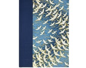 Address Book Large Soaring Cranes
