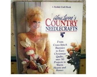 Alma Lynne's Country Needlecrafts Book