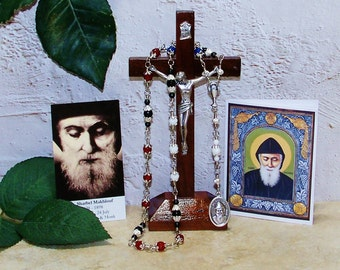 Unbreakable Traditional Catholic Chaplet of St. Charbel - Rosary of St. Charbel