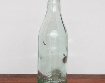 Straight Sided Coca Cola Bottle Ruston La