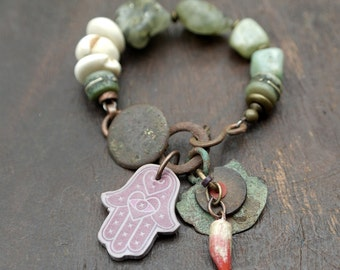 Alone in the Woods - Artisan Bracelet