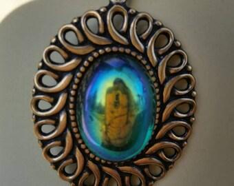 Elegant Emerald Fashion Necklace