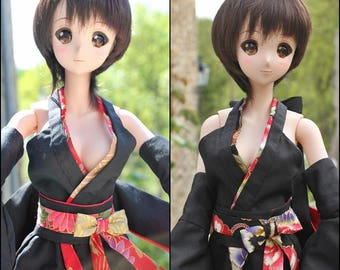 Kimono dress for Smart doll / Dollfie dream