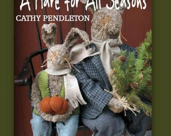 "A Hare For All Seasons- KIT #1 for 30"" Hare"