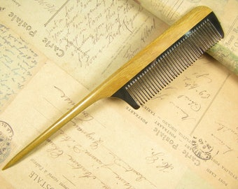 Reserved Listing for wickdesign - 5 pcs Slim Rat-tail Comb