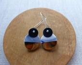 Daruma Hook Earrings...