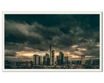 Frankfurt Fury - Photographic Print by Doug Armand on Etsy