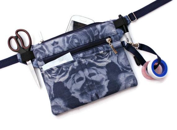 utility fanny packnurse tool belt bagrn waist pouchfloral