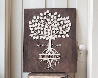 Alternative Wedding Guest Book | Alternative Wedding Guestbook | Guest BooK | Guestbook | 3d Wood Tree signing Guestbook |  Signing
