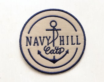 Navy Hill Cats - Boy Gangs of Richmond Patch
