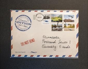 Limited Edition Postcard Set (Minnesota)