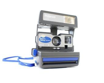 Talking Polaroid Camera OneStep - Film Tested Working