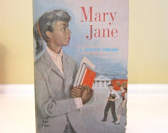 1966 Mary Jane by Dorothy Sterling Paperback