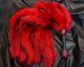 Red and black Fluffinator