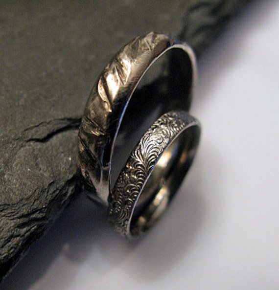 like this item - Black Wedding Ring Sets