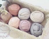 Newborn Jersey Wrap, Newborn Knit Wrap, Stretch Wrap, Baby Wrap, Jersey Knit Wrap, Newborn Photo Prop, Swaddle Wrap, Blush Beige Mauve Gray