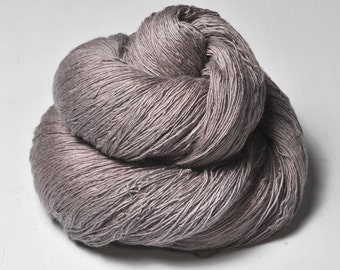 Bleached dead rosewood - Merino/Cashmere Fine Lace Yarn