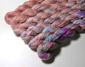 GRADATION Set of Silk Merino in Copper Rainbow - One of a Kind