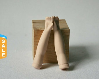 Sale -  Pale Porcelain Bisque Doll Arms for Doll Making and Altered Art