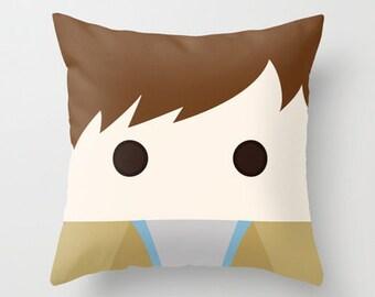 Sam pillow, plush, cushion