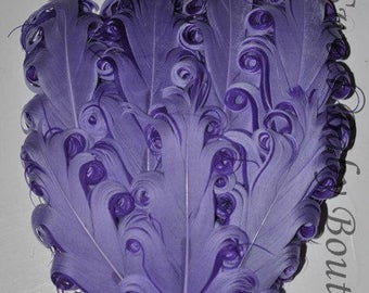 Feather Pad Lavender/Purple