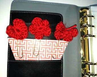 Decorative paper clips