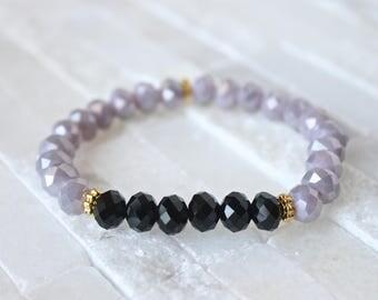 Shimmery - Chunkier Stacker Bracelet