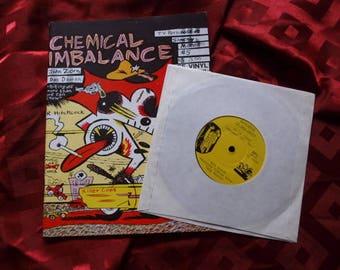 Chemical Imbalance 1987 #5 Punk EP Yo La Tengo Big Black Kilslug Gary Panter Kaz Sound Art Noise Music Comix Zorn Das Damen Pop R&R Record