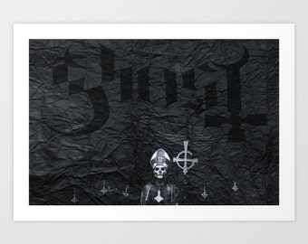 Ghost B.C. Poster