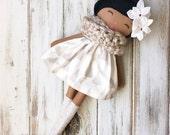 Eve ~ SpunCandy Classic Doll, Heirloom Quality Doll, Modern Rag Doll, Nursery Decor, Kids Decor, Fabric Doll, Cloth Doll, Handmade Doll