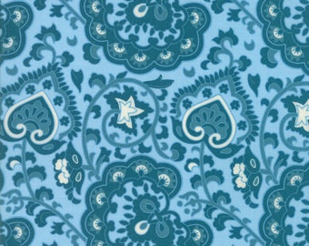 Spellbound Gypsy in Sky Blue,  Urban Chiks, 100% Cotton, Moda Fabrics, 31111 16