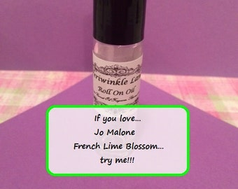 Jo Malone French Lime Blossom type Roll on Oil