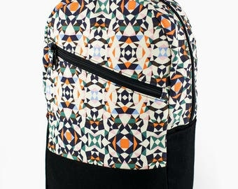 Caravan Backpack: Kaleidoscope