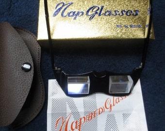 Nap Bed Eye Glasses Prism Lenses