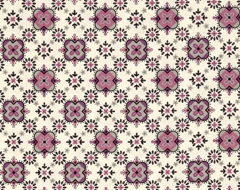 29028 Free Spirit Denyse Schmidt Eastham  Medallion in Thistle color PWDS104 -  1 yard