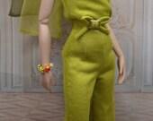 Alfresco for Gene and Friends fashion dolls OOAK fashion doll clothing