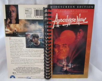 Apocalypse Now VHS Notebook