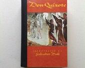 Don Quixote de la Mancha by Cervantes. Illustrated by Salvador Dali. Abbeville Press 1979. First Edition thus.