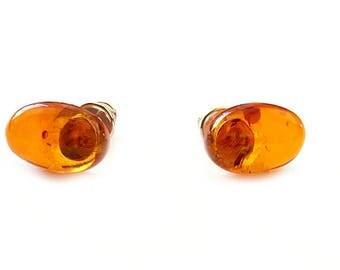 NATURAL BALTIC AMBER Earrings
