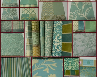 Items Similar To Fabric Sample Book For Crafts Repurpose Cotton Blends 12 X 17 Inch Pieces