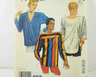 Vintage Pattern McCall's 2806, size Small Petite